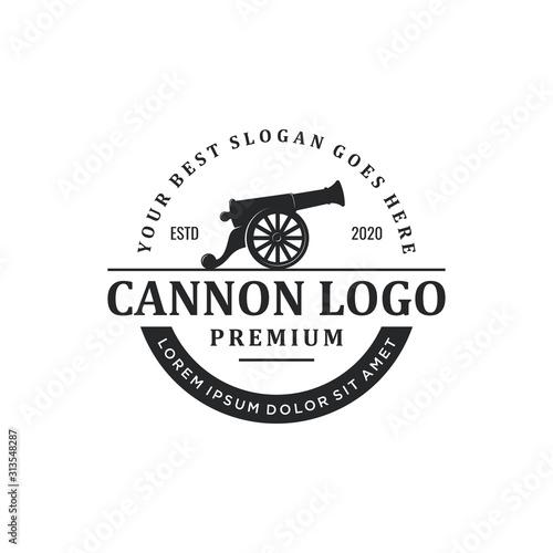 Fotografie, Obraz cannon logo design