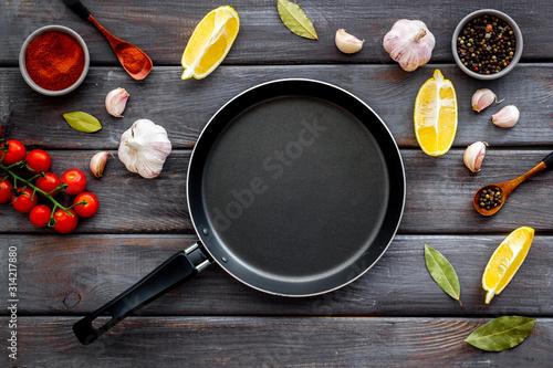 Fotografie, Obraz Cooking mockup