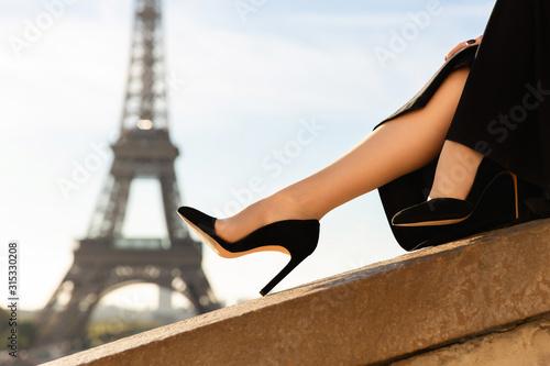 Fotografie, Obraz Paris fashion