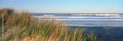 Fotografia, Obraz Atlantic Ocean At Sunset, Cape Hatteras, North Carolina
