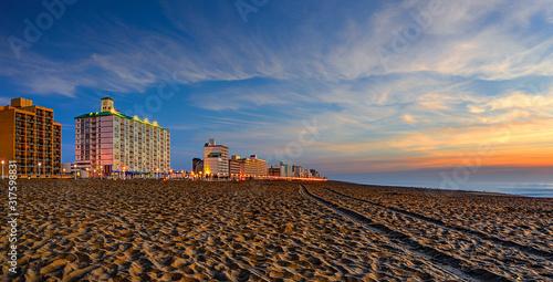 Obraz na płótnie Virginia Beach, Va.