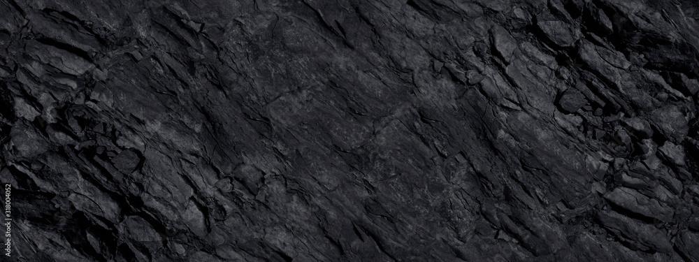 Czarne tło grunge. Kamień streszczenie tło. Piękne górskie tekstury. Transparent grunge kamień. Ciemnoszary kamienny tło. <span>plik: #318004052 | autor: Наталья Босяк</span>