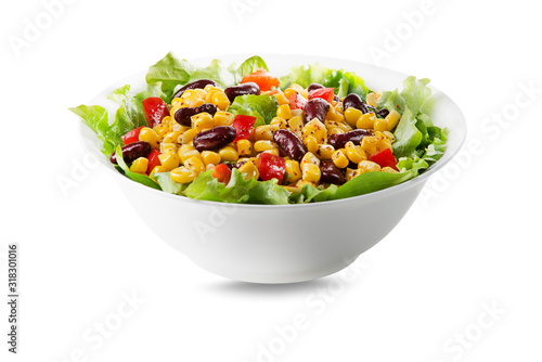 Photo Salad corn