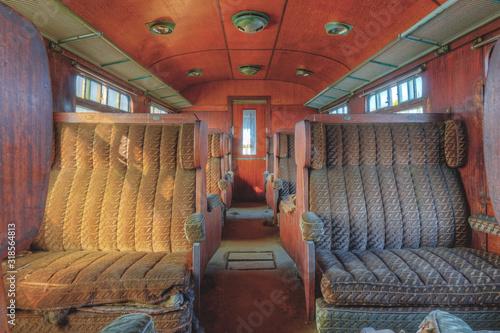 Orient Express Fototapeta