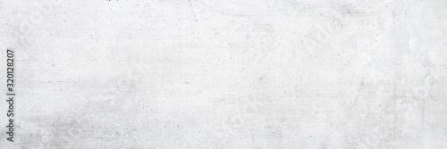 White concrete wall as background Fototapet