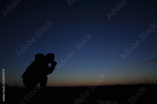 Fotografia Prayer