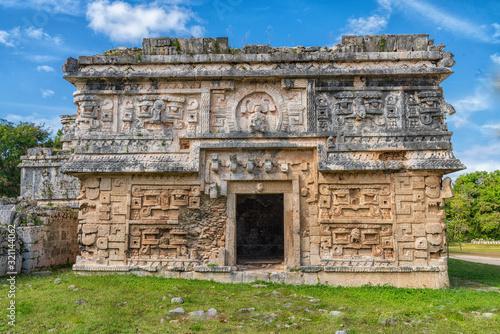 Obraz na plátně Chichen Itza Mayan ruins in Mexico