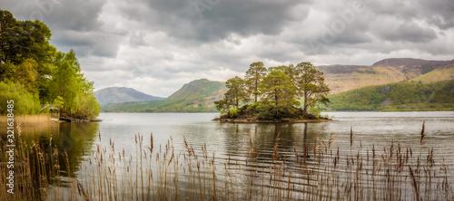 Photographie Derwent water panoramic