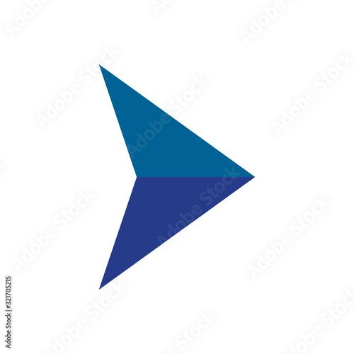 Fototapeta bullet icon design vector logo template EPS 10