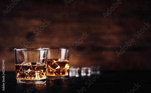 Fotografija Whisky, whiskey or bourbon