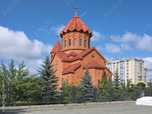 Obraz na plátně Armenian Church of St