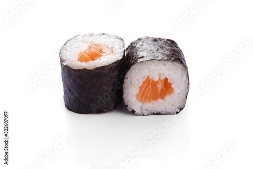 Canvas-taulu maki saumon