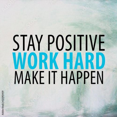 Fototapeta Business concept for Inspiration Motivation