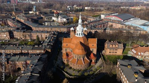 Zabytkowa dzielnica Śląska Nikiszowiec Polska