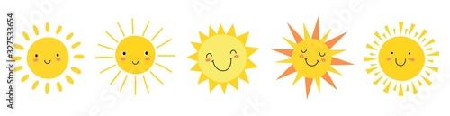 Fotografie, Obraz Cute suns