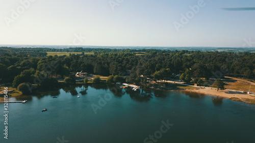 Fotografering Bain de Bretagne by Avalon Drones (Birttany, France)