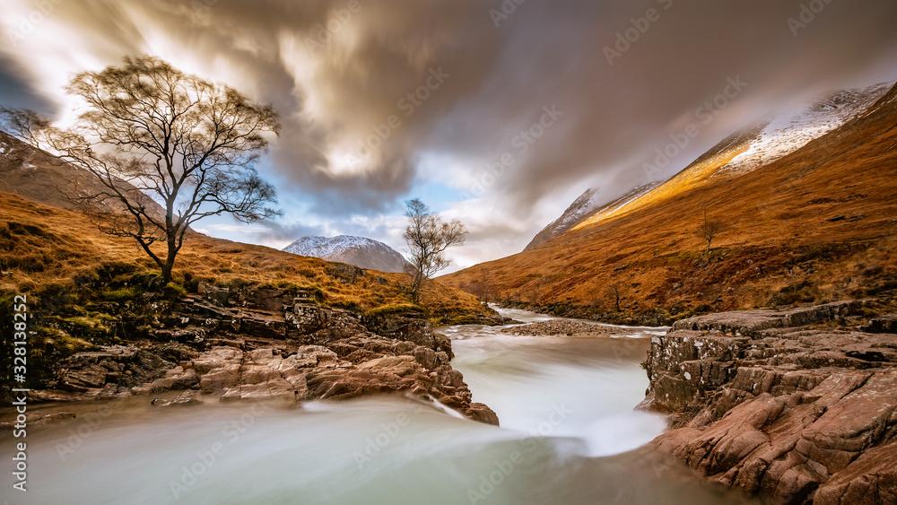 Szkocja, Glen Etive