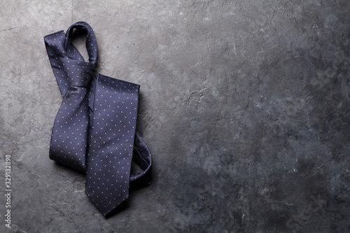 Murais de parede Men's classic tie