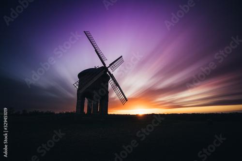 Old Windmill Chesterton near Leamington Spa, Warwickshire, England