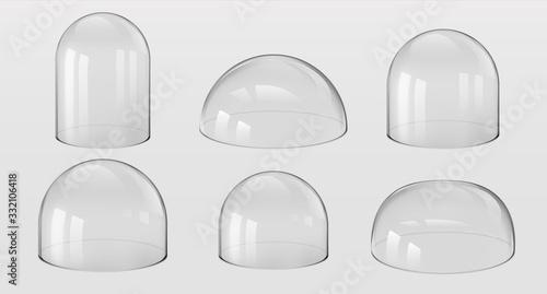 Foto Glass domes