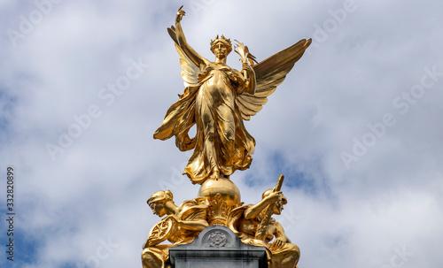 Obraz na plátně Victoria Memorial