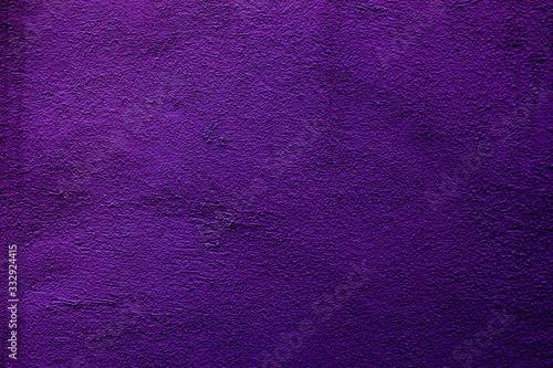 Fioletowe kolorowe abstrakcyjne tło ściany z teksturami w różnych odcieniach fioletu lub fioletu