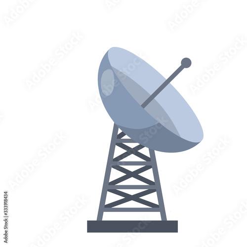 Fotografía Antenna for receiving radio and television signals