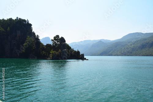 Obraz na plátně Green Canyon Türkei