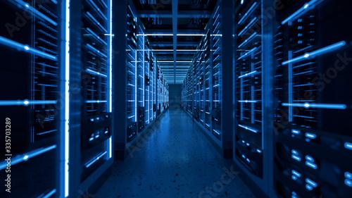 Cuadros en Lienzo data center