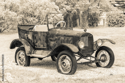 Photo Model T Ford