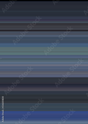Fototapeta Average Colors abstract illustration Heigh Ho  Snow White and the Seven Dwarfs