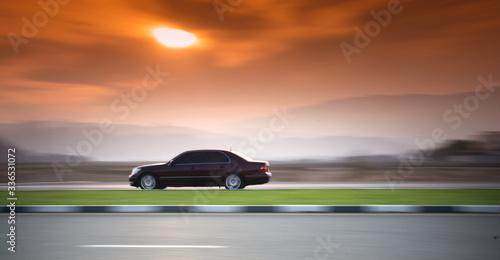 Mercedes Benz фототапет