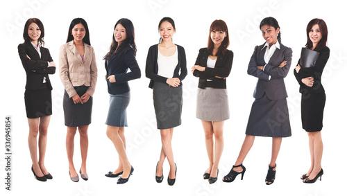Obraz na płótnie Business women