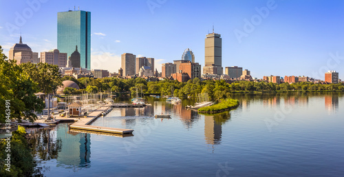Boston Fototapete