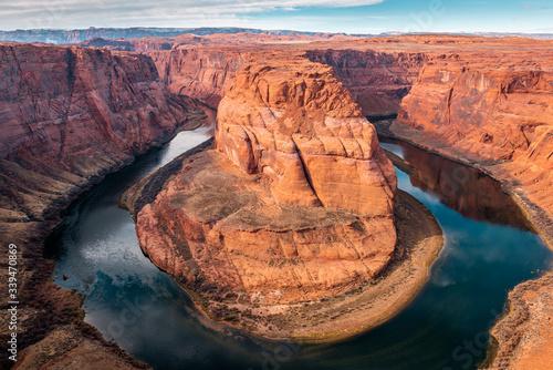 Slika na platnu Horseshoe Bend at the Grand Canyon