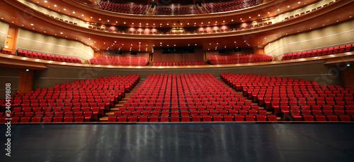 Fotografia theater auditorium