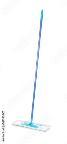 Obraz na płótnie Floor mop on white background