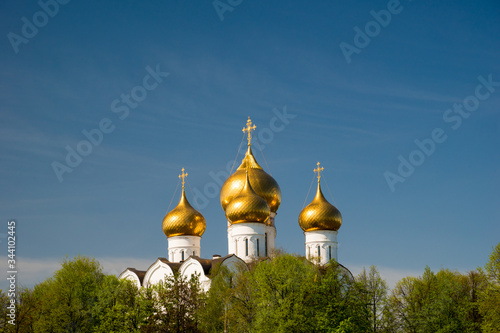 Fotografie, Obraz Assumption cathedral of the Russian orthodox church, Yaroslavl.