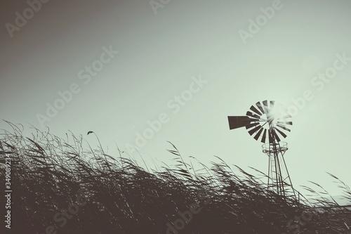Traditional Wind Mill Fototapet