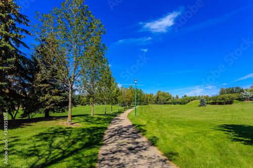 Grosvenor Park Fototapet