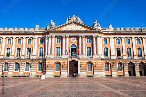 Fényképezés Capitole or City Hall, Toulouse