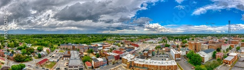 Fotografia city of petersburg, virginia