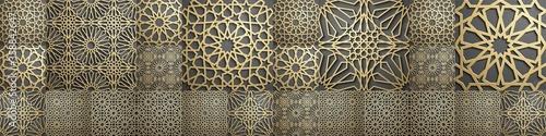 Tableau sur Toile Islamic pattern