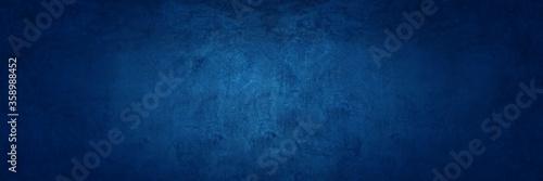 dark blue texture cement wall background