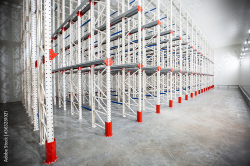 Wallpaper Mural Warehouse Cantilever Racking Systems for storage Aluminum Pipe or profiles