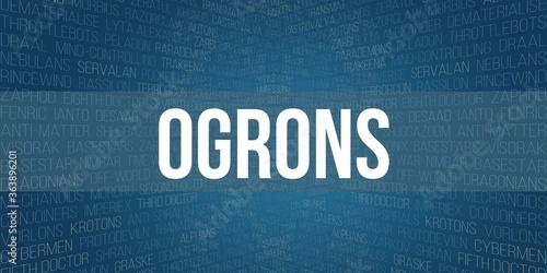 Photo ogrons
