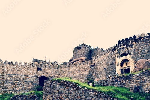 Платно Golconda Fort