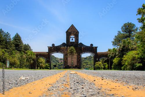 Canvas-taulu Paraná, estrada da Graciosa