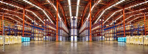 Cuadros en Lienzo Warehouse industrial and logistics companies