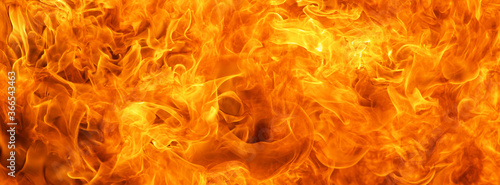 Fotografie, Tablou angry firestorm texture background in full HD ratio